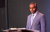 Pastor Charles Finny
